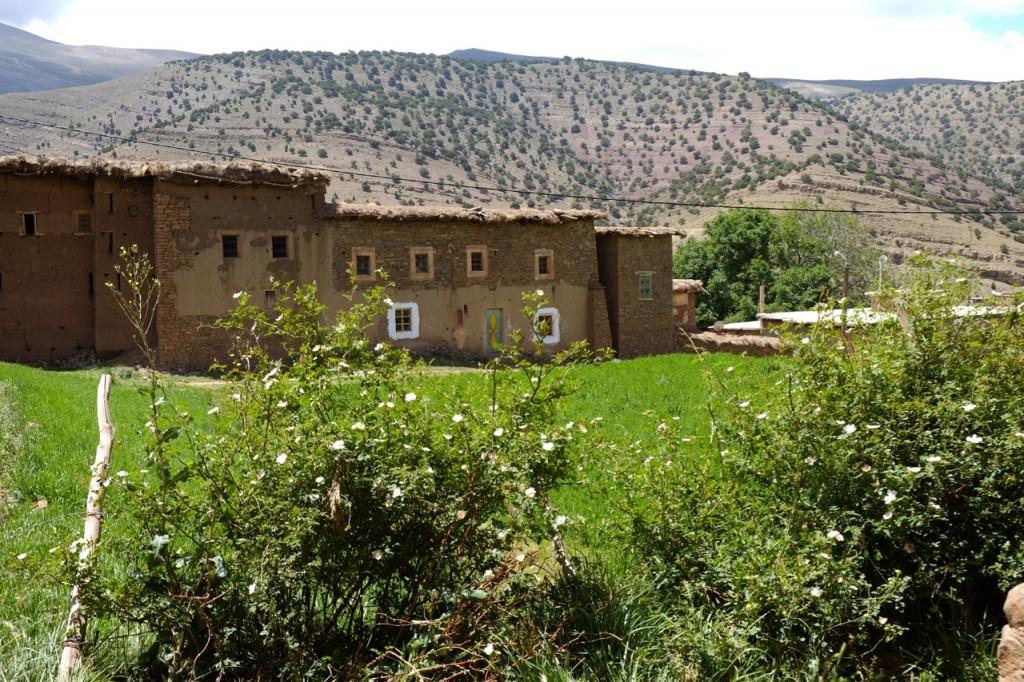 Ecomusée berbere de la vallée des Ait Bouguemez